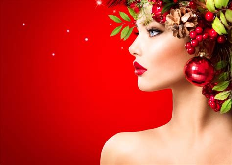 5 party perfect beauty looks for christmas till new years