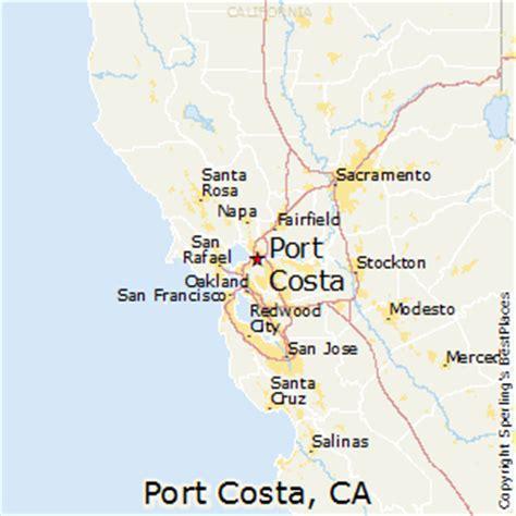 places    port costa california