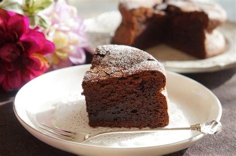 torta al cioccolato senza uova ricetta