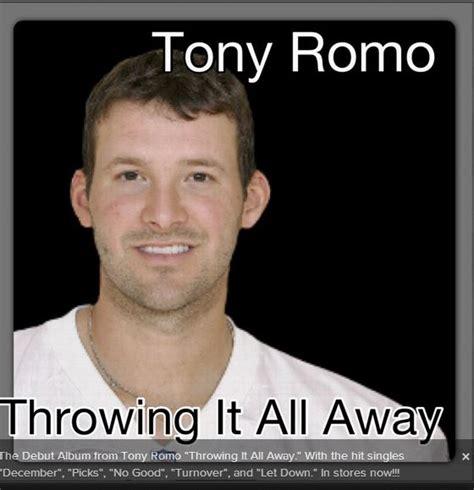 Tony Romo Memes - tony meme 28 images sad tony meme tony romo memes tony stark avengers memes best 25 tony