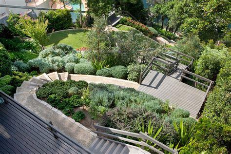progetto giardino mediterraneo esempio di giardino mediterraneo i progetti di planeta srl