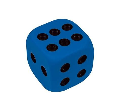 giant dice  face dot mm pvc tarquin group