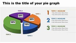 Make 3d Pie Chart 3d Pie Chart Animated Powerpoint Slide Youtube