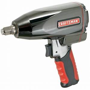 Craftsman Air Tourque Model 235 199050 Manual