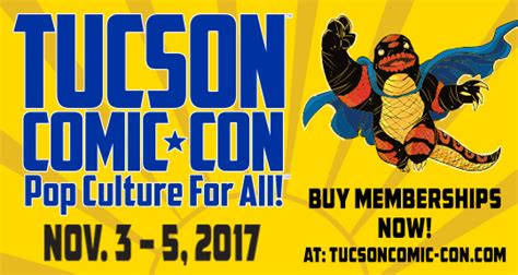Tucson Comic-con Comes To Tcc For Three Days Of Fun