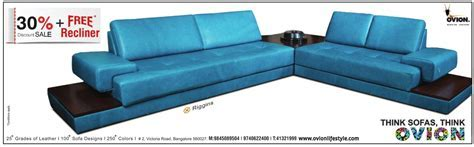 Ovion Sofas   30% Off Sale   Sale   Offer and Discount