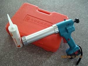Pistolet à Colle électrique : pistolet calfeutrer lectrique jq2 pistolet ~ Dailycaller-alerts.com Idées de Décoration