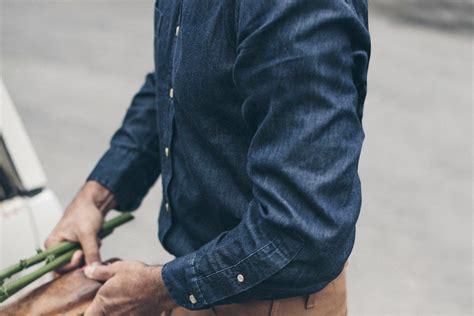 Best Denim Feeling Blue 10 Best Denim Shirts For Hiconsumption
