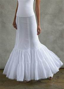 fit and flare slip davids bridal With slip under wedding dress