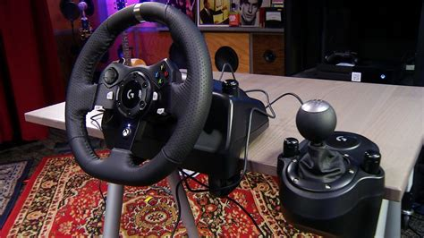 logitechs  driving force racing wheel offers