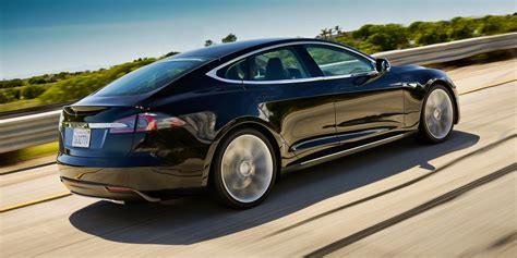 Tesla Model S Pricing And Specifications  Electric Sedan