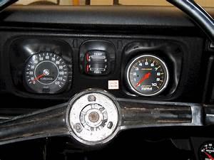 510 3 3  8 U0026quot  Autometer Tach Install