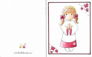 Invito Comunione Bambina YM36 Pineglen