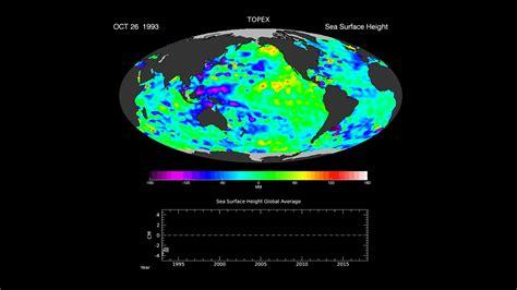 years  global sea level data  counting nasa sea