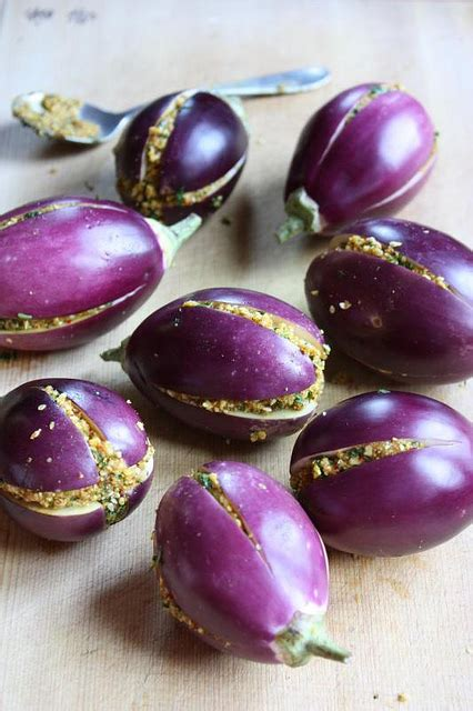 stuffed indian eggplant recipe bittmancom viet world