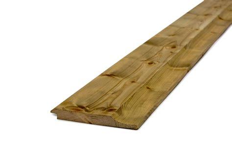 Shiplap Cladding B Q timber cladding planed treated shiplap cladding t 14 5mm