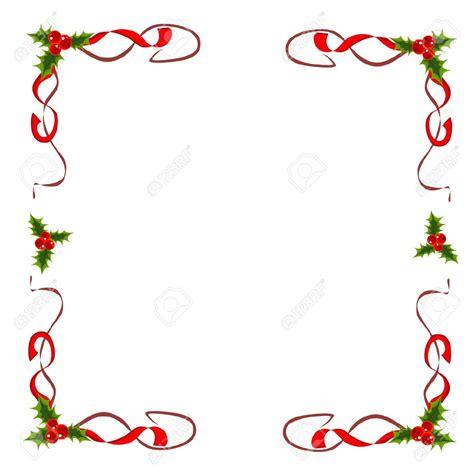 37 christmas corner border clip art