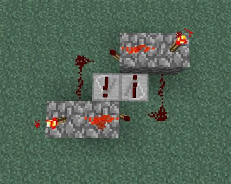 How Send Redstone Signals Both Ways With This Two Way