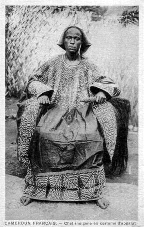 107 cameroun ...chef indigene (Item number: #195130862 ...