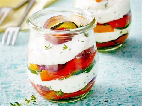 rezepte im glas rezepte im glas raffinierte snacks mit durchblick lecker