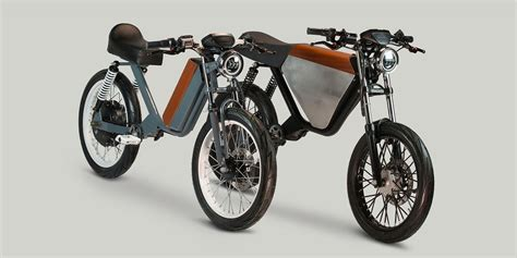 Onyx's New Retro-styled 30 And 60 Mph Electric Mopeds Are