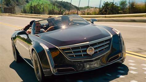 Entourage Cadillac by Cadillac Ciel Concept Appears In Entourage