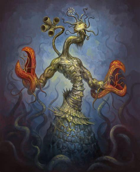 great race  yith  douzen  deviantart lovecraft