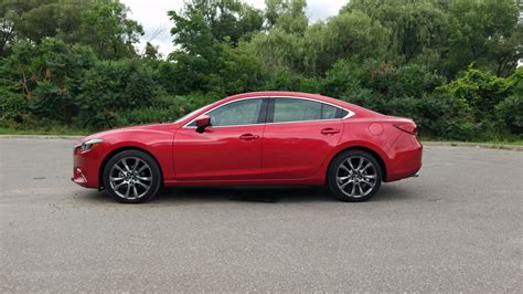 Review Mazda 6 by 2017 Mazda6 Review Autoguide News