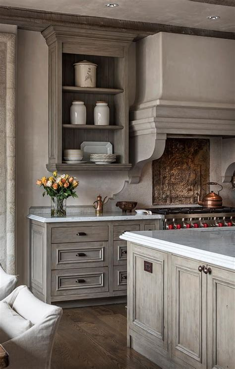 rustic grey kitchen cabinets 15 rustic kitchen cabinets designs ideas with photo 4977