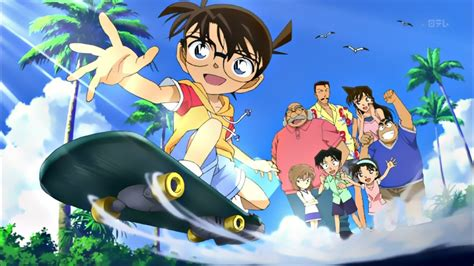 Detective Conan Wallpaper and Background