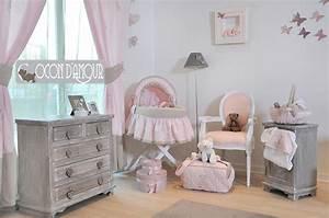 Deco Chambre Bebe Ikea : deco chambre bebe rose et taupe ~ Teatrodelosmanantiales.com Idées de Décoration