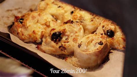 hervé cuisine pizza pizza roll d 39 hervé cuisine