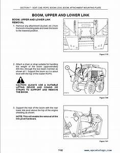 New Holland L465 Lx465 Lx485 Loaders Pdf Manual