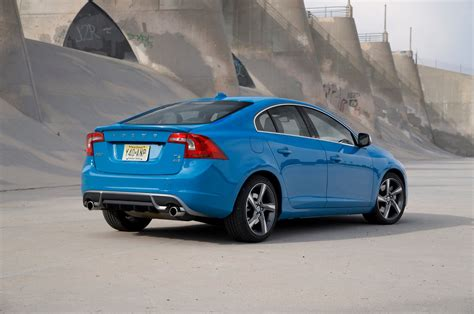test drive thoughts   blue volvo   design