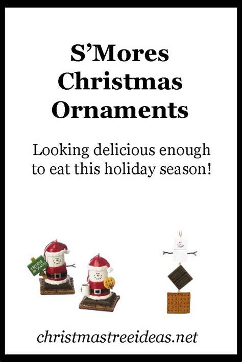 s mores christmas ornaments christmas tree ideas net