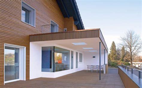 Haus Mit Holzfassade by Haus Mit Holzfassade Energiesparhaus Mit Satteldach