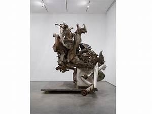 """Frank Stella, """"Sculpture""""   Art in New York"""