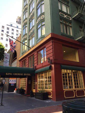 king george hotel  greystone hotel