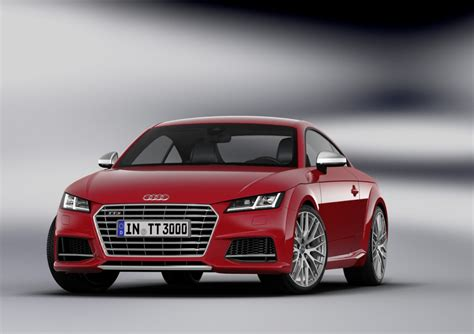 2016 Audi Tt The Wizardry That Gives It A Sportscar