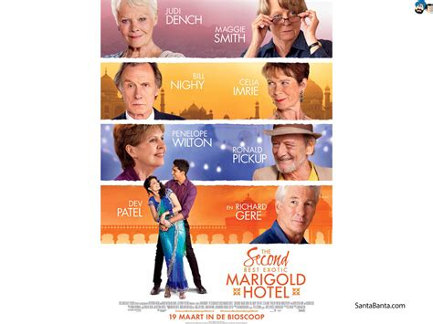 Best Marigold Hotel 2 by The Second Best Marigold Hotel Trailer 2 Tamil