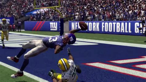 Mlb Standings By Date by Odell Beckham Jr Catch Just As Spectacular In Madden Nfl