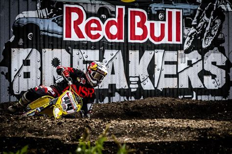 red motocross motocross video watch red bull breakers 2015 now
