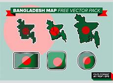 Bangladesh Map Free Vector Pack Download Free Vector Art
