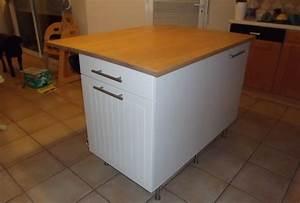incroyable meubles de cuisine en kit 3 fabriquer son With fabriquer son meuble de cuisine