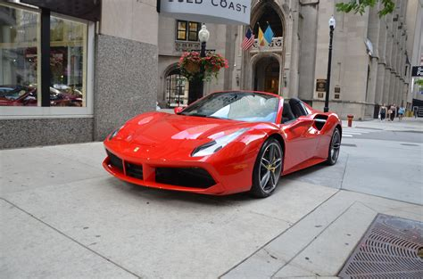 Gambar Mobil 488 Spider by Used 2017 488 Spider For Sale Special Pricing