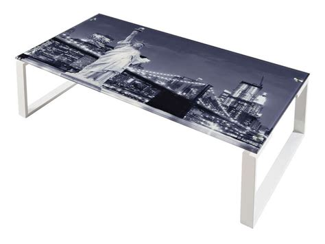 table bureau conforama table verre york conforama