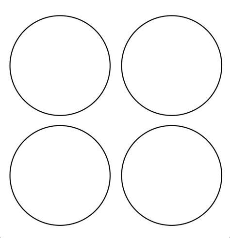 Circle Template Circle Template Free Premium Templates