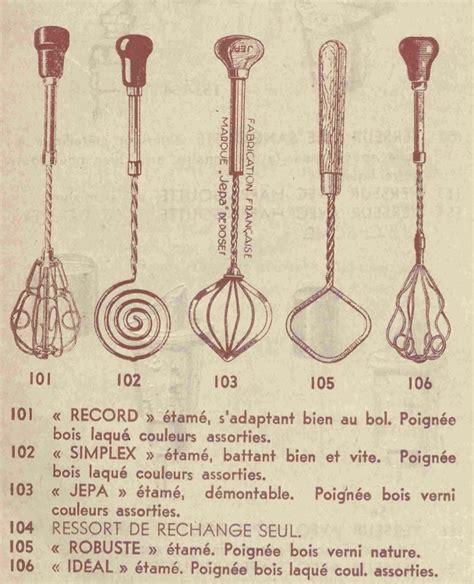 ustensiles de cuisine anciens anciens ustensiles de cuisine ée 1934