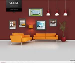 Php News Website Templates Interior Design Flash Photo Video Gallery Template