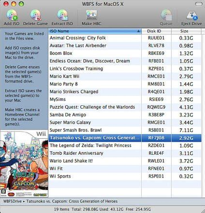 Wbfs wii pal torrents for free, downloads via magnet also available in listed torrents detail page, torrentdownloads.me have largest bittorrent database. lashkevich589: CONVERT ISO TO WBFS MAC